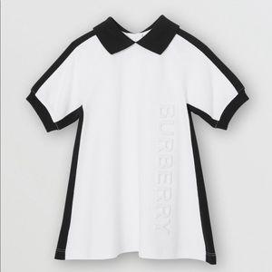 Burberry Girls Polo Dress